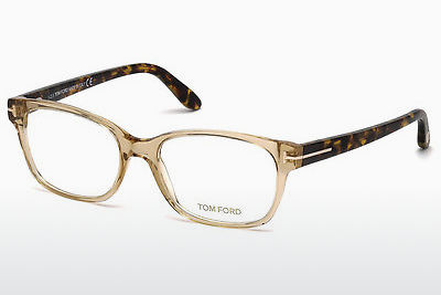 Eyewear Tom Ford FT5406 045 - 갈색, Bright, Shiny