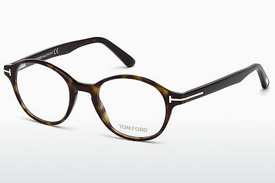 Eyewear Tom Ford FT5428 052 - 갈색, Dark, Havana