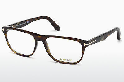 Eyewear Tom Ford FT5430 052 - 갈색, Dark, Havana