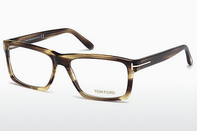 Eyewear Tom Ford FT5434 048 - 갈색, Dark, Shiny