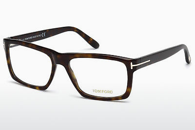 Eyewear Tom Ford FT5434 052 - 갈색, Dark, Havana