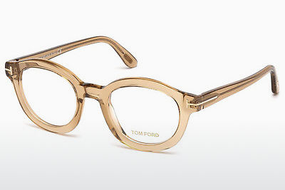 Eyewear Tom Ford FT5460 045 - 갈색, Bright, Shiny