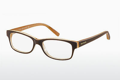 Eyewear Tommy Hilfiger TH 1018 GYB - 오렌지색, 갈색