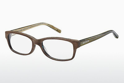Eyewear Tommy Hilfiger TH 1018 MXZ - 갈색