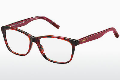 Eyewear Tommy Hilfiger TH 1191 K5Z - 적색, 하바나