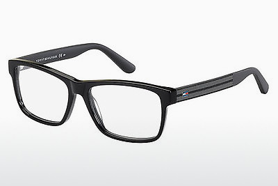 Eyewear Tommy Hilfiger TH 1237 KUN - 검은색