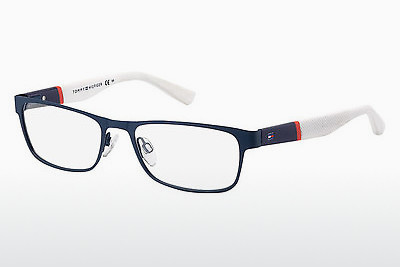 Eyewear Tommy Hilfiger TH 1284 FO4 - 청색, 적색, 흰색