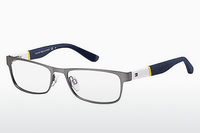 Eyewear Tommy Hilfiger TH 1284 FO5 - 은색, 흰색, 황색, 청색