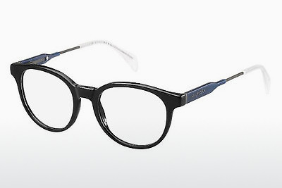 Eyewear Tommy Hilfiger TH 1349 JW9 - 검은색, 은색