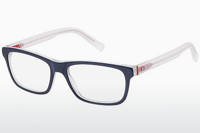 Eyewear Tommy Hilfiger TH 1361 K56 - 청색, 적색