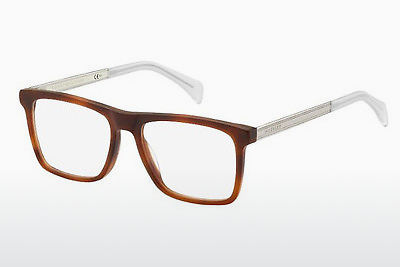 Eyewear Tommy Hilfiger TH 1436 HBN - 황색, 갈색, 하바나