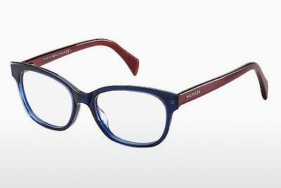 Eyewear Tommy Hilfiger TH 1439 L0J - 청색, 적색