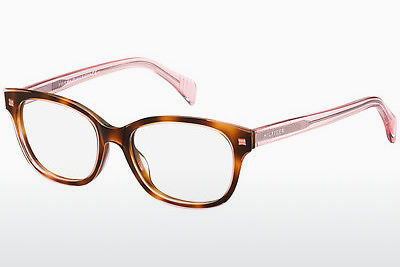 Eyewear Tommy Hilfiger TH 1439 LQ8 - 핑크색, 갈색, 하바나