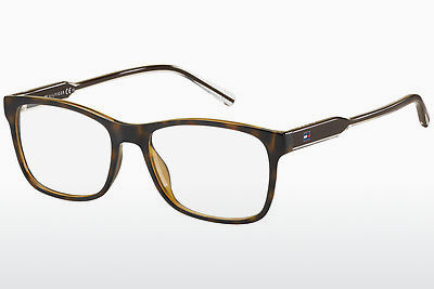 Eyewear Tommy Hilfiger TH 1444 EIJ - 갈색, 하바나