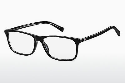 Eyewear Tommy Hilfiger TH 1452 A5X - 검은색, 회색