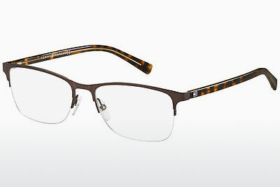 Eyewear Tommy Hilfiger TH 1453 B0Q - 갈색, 하바나, 황색