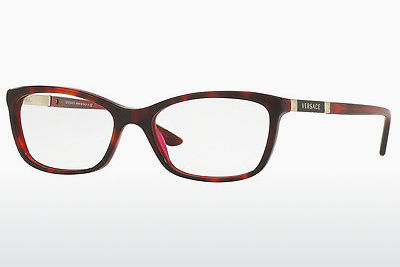 Eyewear Versace VE3186 5184 - 적색, 하바나