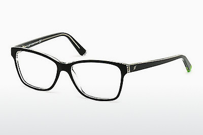Eyewear Web Eyewear WE5182 003 - 검은색, Transparent