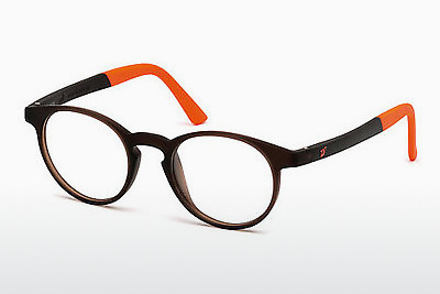Eyewear Web Eyewear WE5186 049 - 갈색, Dark, Matt