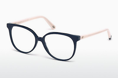 Eyewear Web Eyewear WE5199 090 - 청색, Shiny