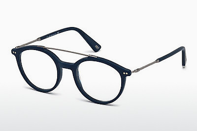 Eyewear Web Eyewear WE5204 091 - 청색, Matt