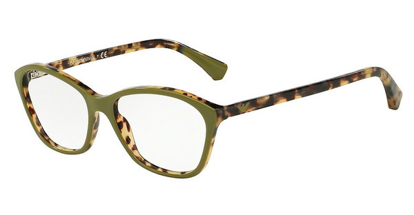 Emporio Armani EA3040 5267 TOP OLIVE ON HAVANA