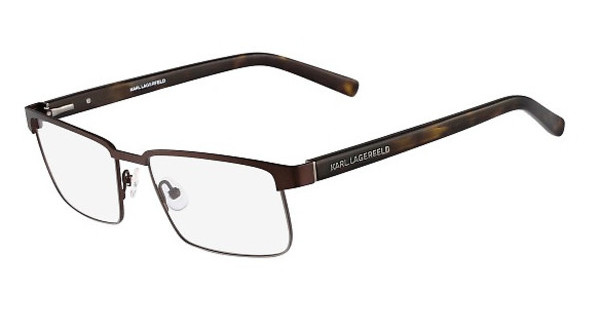 Karl Lagerfeld KL231 502 SATIN BROWN