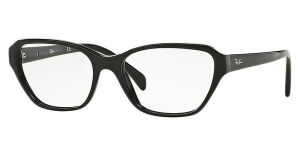 Ray-Ban RX5341 2000 SHINY BLACK