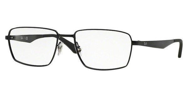 Ray-Ban RX6334 2509 SHINY BLACK