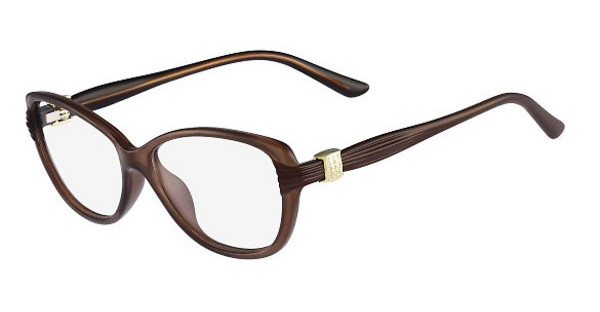 Salvatore Ferragamo SF2681R 220 TRANSLUCENT BROWN