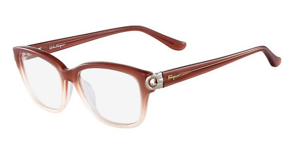 Salvatore Ferragamo SF2734 606 GRADIENT ROSE
