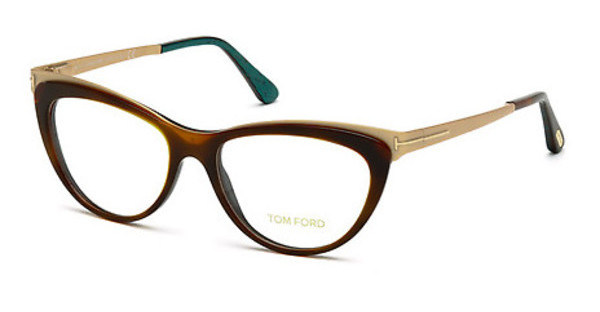 Tom Ford FT5373 052 havanna dunkel