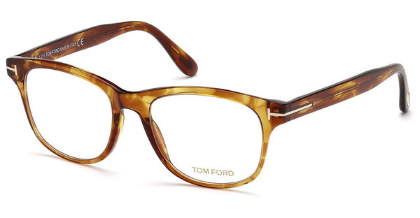 Tom Ford FT5399 050 braun dunkel