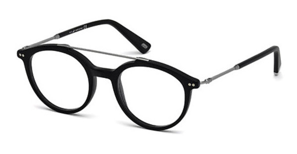 Web Eyewear WE5204 002 schwarz matt