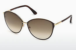 선글라스 Tom Ford Penelope (FT0320 28F) - 금색