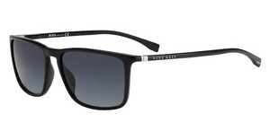 Boss BOSS 0665/S D28/HD GREY SFSHN BLACK (GREY SF)