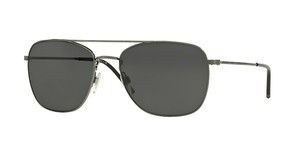 Burberry BE3079 100887 GREYBRUSHED GUNMETAL