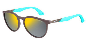 Carrera CARRERA 5019/S NCH/CU BROWN SP YELLOWMUDBWAQUA