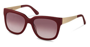 Claudia Schiffer C3010 D sun protect - blackb. - 70%red/light gold
