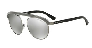 Emporio Armani EA2035 30106G LIGHT GREY MIRROR SILVERGUNMETAL
