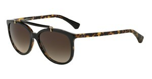 Emporio Armani EA4039 526413 BROWN GRADIENTTOP BLACK ON HAVANA