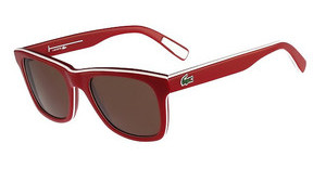 Lacoste L781S 615 RED/WHITE/RED