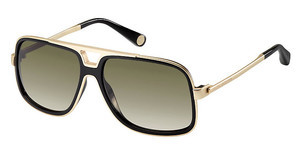 Marc Jacobs MJ 513/S 0NZ/HA BRWN SFMTGD BLCK (BRWN SF)