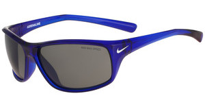 Nike ADRENALINE EV0605 411 CRYSTAL DEEP ROYAL BLUE/SILVER WITH GREY LENS