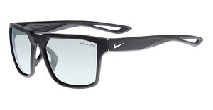 Nike NIKE BANDIT R EV0949 003 MATTE BLACK/SILVER WITH GREY W/ SUPER SILVER FLASH LENS