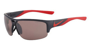Nike NIKE GOLF X2 E EV0871 060 MATTE DARK MAGNET GREY/CHALLENGE RED WITH SPEED TINT LENS LENS