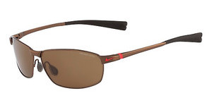 Nike NIKE TOUR EV0744 220 WALNUT/CLASSIC BROWN WITH BROWN LENS LENS