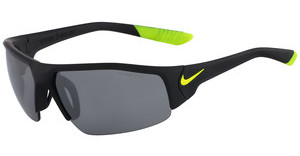 Nike SKYLON ACE XV EV0857 007 MATTE BLACK/VOLT WITH GREY W/SILVER FLASH LENS