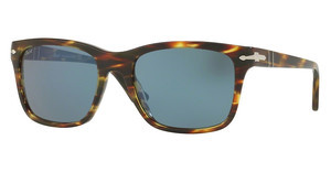 Persol PO3135S 938/56 LIGHT BLUESTRIPPED GREEN