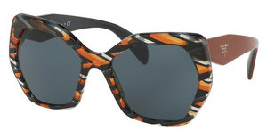 Prada PR 16RS VAN9K1 GREYSHEAVES GREY ORANGE